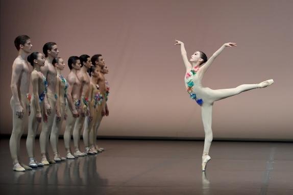 Stars of the future shine brightly: the John Cranko School at the Stuttgart Opera House