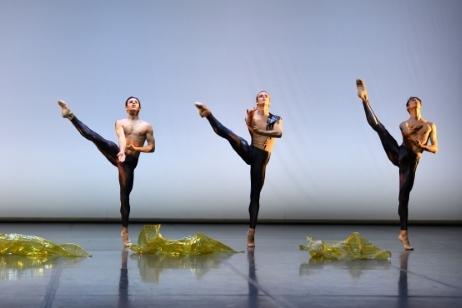 The John Cranko School in Autumn by Fabio Adorisio from The Four SeasonsPhoto Stuttgart Ballet