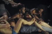 Sweeping, swelling dance: les ballets C de la B in Nicht Schlafen