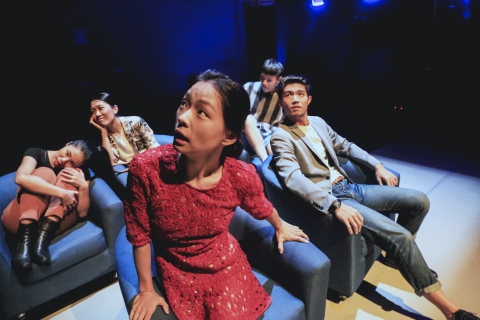 Co-coism in Ever NeverPhoto Taiwan Season - Edinburgh Fringe 2017