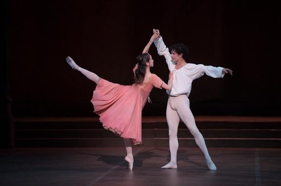 Sumptuous: English National Ballet in Nureyev's Romeo & Juliet