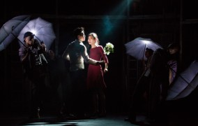 Two stories, two worlds and a masterpiece of staging: The Dreamer