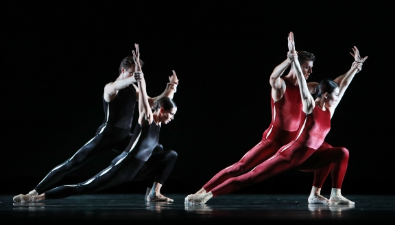 Dutch National Ballet's Ode to the Master