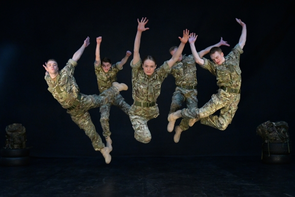 5 SOLDIERS: The Body is the Frontline