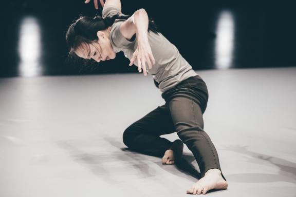An extraordinary dancer: Salute by Sheu Fang-yi