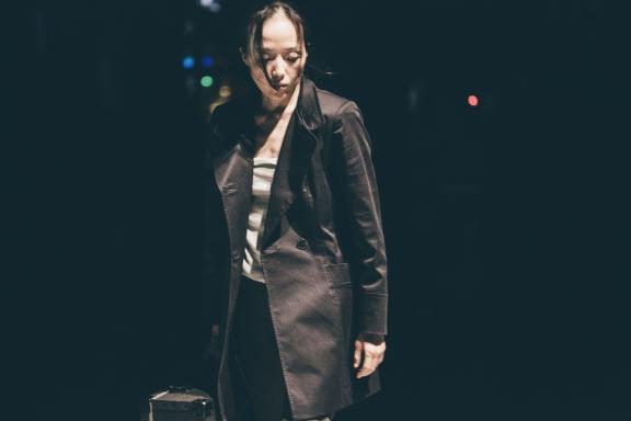 Sheu Fang-yi in I Have My HeartPhoto Li Jia-an