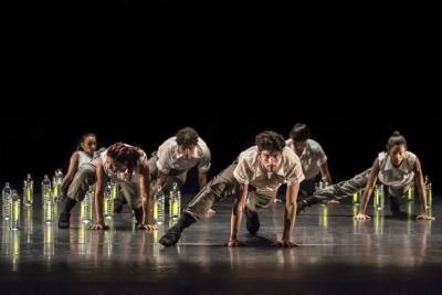 Acosta Danza in Twelve by Jorge CrecisPhoto Johan Persson