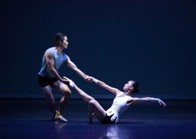 Serenade (02). Capital Yeh Li-chuan and Yu Che-yu in Serenade by Hsu Chin-fengPhoto Chen De-zheng