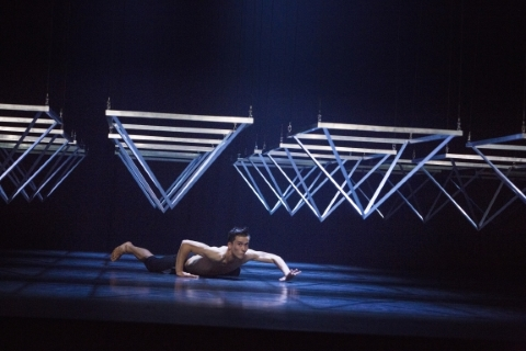Stored in Genes: Autobiography by Wayne McGregor