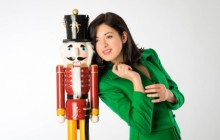 'The Nutcracker and I' by Alexandra Dariescu brings live dance and animation to the classical music concert hall