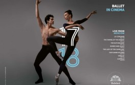 Bolshoi Ballet returns to cinema screens