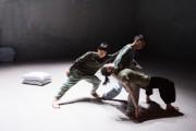 Acceptance, conflict, construction, destruction: Exit by Gu Jiani (古佳妮《插銷》)