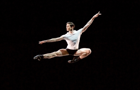 Men in Motion showcases male ballet