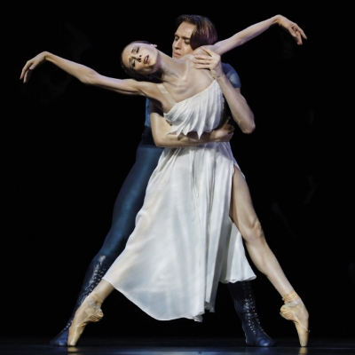 Svetlana Zakharova and Denis Rodkin in Francesca da RiminiPhoto Alain Hanel