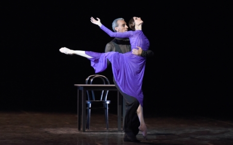 Svetlana Zakharova gives an evening full of Amore, and some terrific ballet