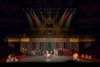 Birmingham Royal Ballet's The Nutcracker at the Royal Albert HallPhoto Annabel Moeller