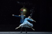 Fantasy, humour and a warming love story: Ballett Zürich's Nutcracker and the Mouse King