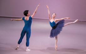 Students shine in English National Ballet School's Winter Showcase