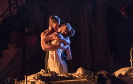 Ashley Shaw is radiant in Matthew Bourne's Cinderella