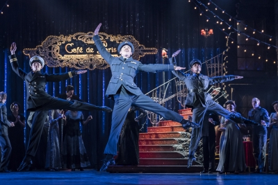 Andrew Monaghan and New Adavnetures in Matthew Bourne's CinderellaPhoto Johan Persson