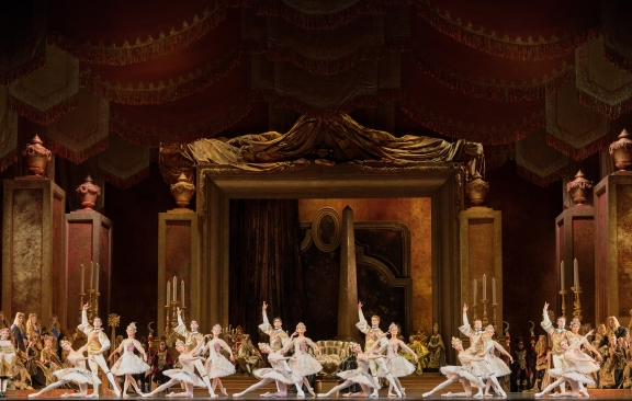Dutch National Ballet in The Sleeping BeautyPhoro Marc Haegeman