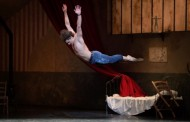 Ivan Vasiliev brings a touch of James Dean to Le Jeune homme et la mort
