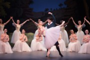 Jurgita Dronina beguiles in English National Ballet's La Sylphide