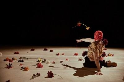 Jesse Zaritt in Send OffPhoto Chen Yo-wei