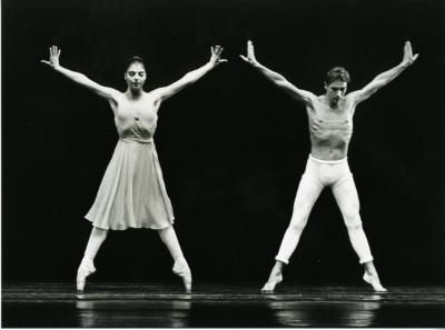 Rachel Beaujean and Leo Besseling in Adagio HammerklavierPhoto Jorge Fatauros