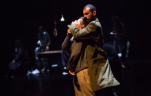 A powerful look at those trapped by war: Aakash Odedra Company in #JeSuis