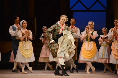 Birmingham Royal ballet in La Fille mal gardéePhoto Roy Smiljanic