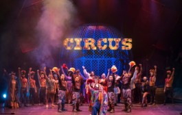 Traditional skills with a modern twist from the thrilling Cirque Berserk