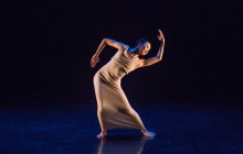 Peiju Chien-Pott returns to Taiwan with the Martha Graham Dance Company