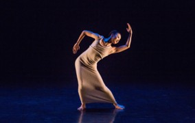 Peiju Chien-Pott returns to Taiwan with the Martha Graham Dance Company