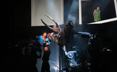 Sidi Larbi Cherkaoui & Bunkamura Theatre Cocoon: Pluto