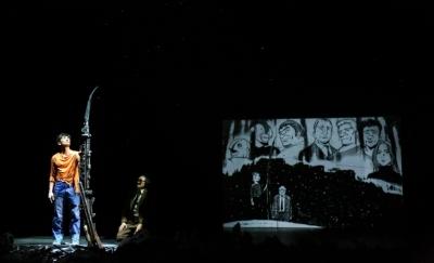 Pluto by Sidi Larbi Cherkaoui and Bunkamura Theatre CocoonPhoto Naoki Urasawa, Takashi Nagasaki, Tezuka Productions