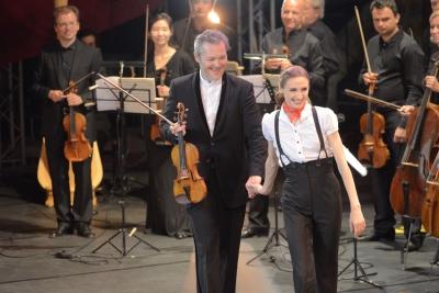 Svetlana Zakharova and Vadim RepinPhoto Pierluigi Abbondanza