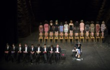 Throbbing with the life of the Eternal City: Pina Bausch's Viktor