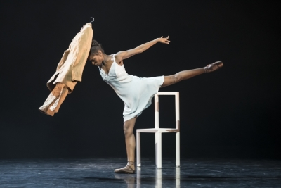 Cira Robinson in Cathy Marston's The SuitPhoto Bill Cooper