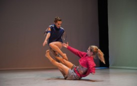 Tackling political correctness and difference head on: Face In and Let's Talk About Dis' by Candoco Dance Company