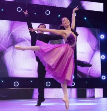 Daniel Jones and Kei Akahoshi at Move It 2018Photo Fiona Whyte 1