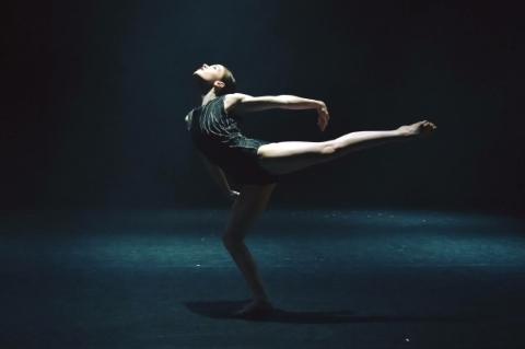 Demanding attention: Joss Arnott Dance