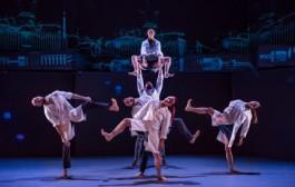 News from Motionhouse and Ballet Cymru as the shutdown bites