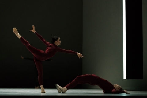 Looking back, looking forward: Frederick Ashton and David Dawson at the Semperoper Ballett
