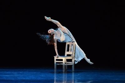 Svetlana Zakharova in Revelation by Motoko HirayamaPhoto Pierluigi Abbondanza