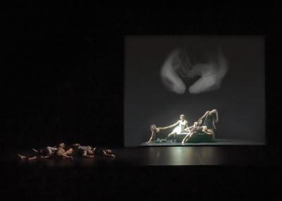 Ballet Preljocaj in La FresquePhoto Constance Guisset Studio