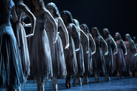 Akram Khan's Giselle in the cinema