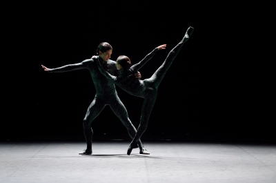 Erina Takahashi and Isaac Hernandezin Fantastic Beings by Aszure BartonPhoto Laurent Liotardo