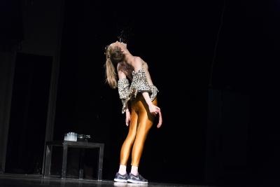 Dans, for Satan by Hilde Ingeborg SandvoldPhoto Yana Lozeva