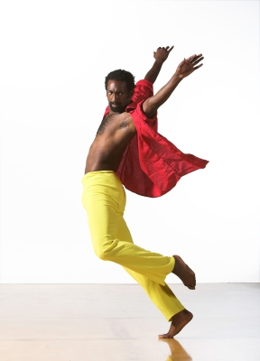 Antoine Hunter of Urban Jazz DancePhoto Matt Haber
